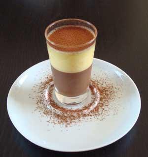 Chocolat noir et blanccardamon
