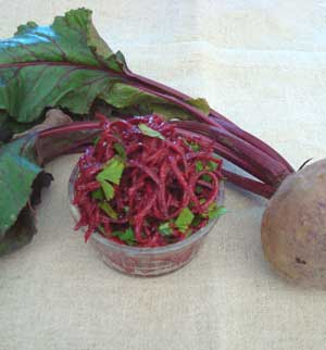Beetroot salad web