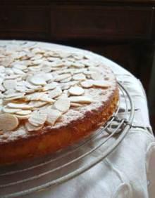 almond-cake