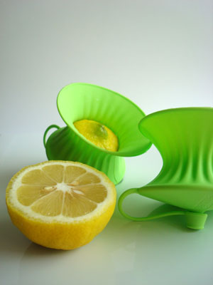 Lékué-Lemon-Squeezer